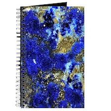 Lazurite-Blue-iPad Journal