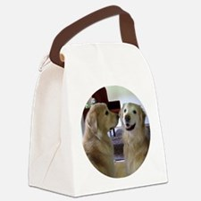 MicahGabby2011 Canvas Lunch Bag