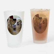 MicahGabby2011 Drinking Glass
