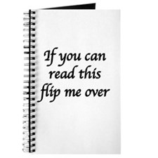 if you can read this Journal