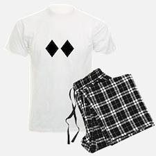 Awesome_Ski_Co_wht Pajamas