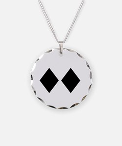 Awesome_Ski_Co_wht Necklace