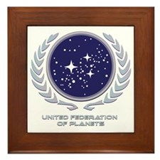 Federation Framed Tile
