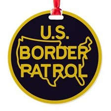 Border_Patrol Ornament