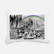 January1 Rectangular Canvas Pillow
