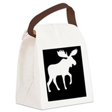 moose3gcase Canvas Lunch Bag