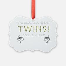 TWINS JUNE Ornament