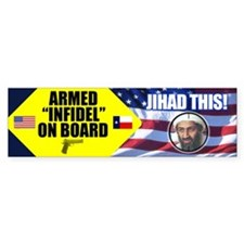 Armed Infidel On Board!