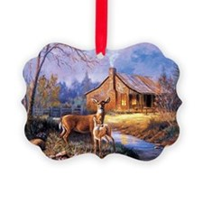 Oh-Deer Ornament