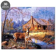 Oh-Deer Puzzle