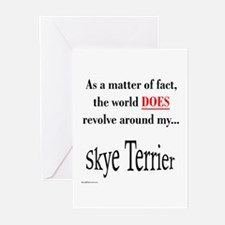 Skye World Greeting Cards (Pk of 10)