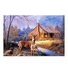Oh-Deer Postcards (Package of 8)