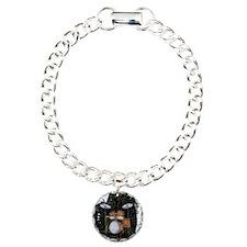 Drum-set-8064 Charm Bracelet, One Charm