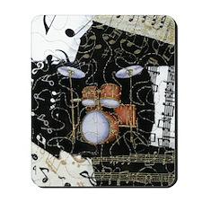 Drum-set-8064 Mousepad