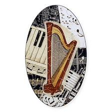 harp-5432 Decal