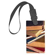 oldbooksjournal Luggage Tag