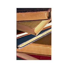 oldbooksjournal Rectangle Magnet