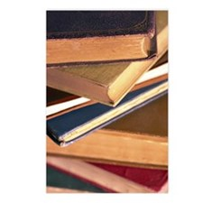 oldbooksjournal Postcards (Package of 8)