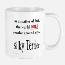 Silky World Mug