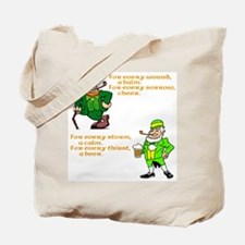 For Every Wound Tote Bag