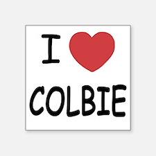 "COLBIE Square Sticker 3"" x 3"""