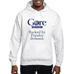 BACKED BY POPULAR DEMAND Hooded Sweatshirt