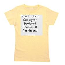 Geologist mug Girl's Tee