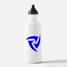Bluefire Warriors Guild Water Bottle
