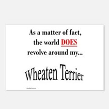 Wheaten World Postcards (Package of 8)