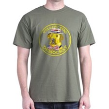 New Yellow Dog Democrat T-Shirt 4