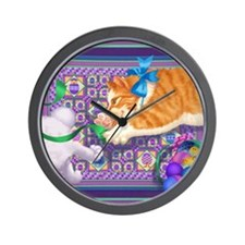 April copy Wall Clock