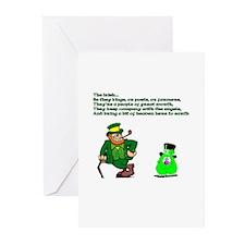 The Irish Greeting Cards (Pk of 10)