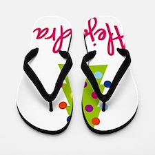 Christmas-tree-Alejandra Flip Flops