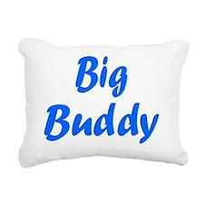 big buddy Rectangular Canvas Pillow