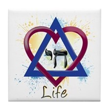 Chai_Life Tile Coaster