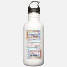 cbrain1c Water Bottle