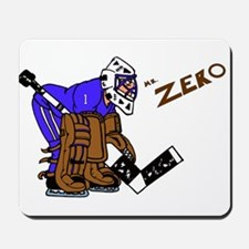 Mr. Zero Mousepad