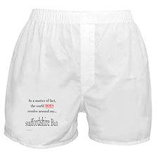 Staffy World Boxer Shorts