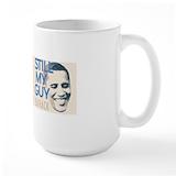 Obama Large Mugs (15 oz)