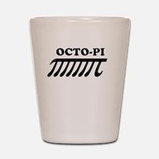 OCTO-PI Shot Glass