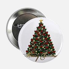 "s4umerrychristmastree 2.25"" Button"