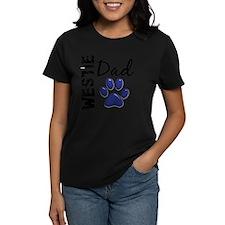 D Westie Dad 2 Tee