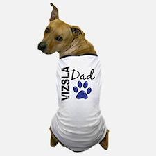 D Vizsla Dad 2 Dog T-Shirt