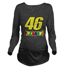 vr46baby Long Sleeve Maternity T-Shirt