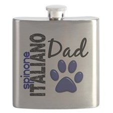 D Spinone Italiano Dad 2 Flask