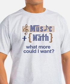 music-math3 T-Shirt