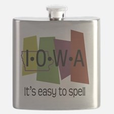 iowa easy to spell Flask