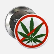 "No-More-Weed 2.25"" Button"
