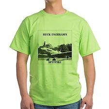 larger_spitfire_fflat T-Shirt