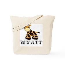 wyatt Tote Bag